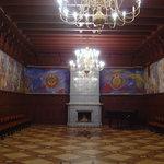 Inside Maarjamae Palace