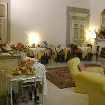 Photo de Hotel Burchianti