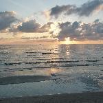 Evening at Klong Prao Beach
