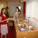 Hotel Alley - breakfast room