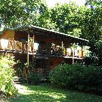 Our accomodation Red Mill House, Daintree