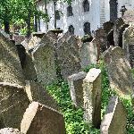 Josefov - Jewish Cemetery