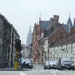 Foto de Velotel Brugge