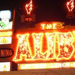 alibi sign