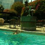 Hotel Figueroa Foto