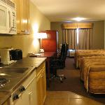 nice room with kitchenette