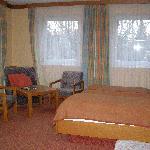 2nd Floor Corner Room - lots of space!