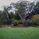The gardens Christchurch