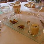 Waldhotel Sonnora Restaurant Foto