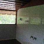 Shower Stall.