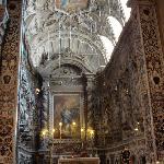 Chiesa di San Francesco d'Assisi  - la cappella dell'Immacolata