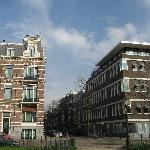 Den Textstraat, when Hotel Asterisk is located