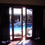 piscina dall'interno