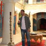 Iliyas, telling us more about life in Marrakech