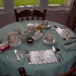 super tavolo della colazione