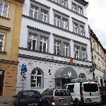 Prague Hotel Sax