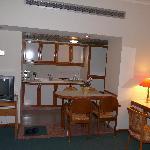 Homa Hotel ~ kitchen like area