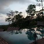 Pool and Skyline