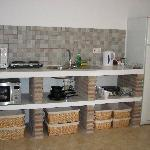 Olive Suite Kitchen