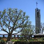 Wayfarer Chapel steeple