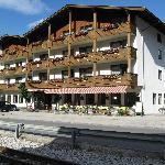 Typical Austrian Hotel Neue Post