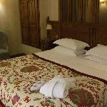 Room #14 with King size bed