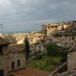 View from apartment Il Duca