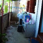 Nebenraum der Küche