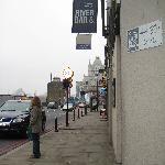 Looking north on Tower Bridge Road