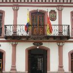 Aussenansicht der Casa Ordonez