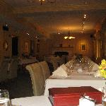 Dining Room in the restaurant