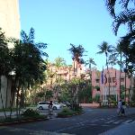 Royal Hawaiian Hotel, site of Azure