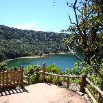 lake @ poas