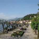 View towards Bellagio