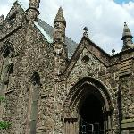 First Unitarian Church on Chestnut St ~ Peaks