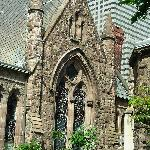 First Unitarian Church on Chestnut St ~ Side View