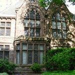 First Unitarian Church on Chestnut St ~ Garden View