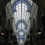Victorian Gothic arcade