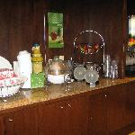 Fruit and Yogurt Bar
