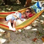 The hammock!!