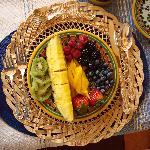 Fruta fresca y deliciosa!!!