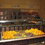 Awful fresh fruit section