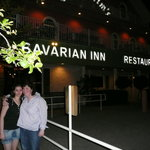 outside the bavarian restaurant