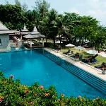 nakamanda resort other view of the swimming pool