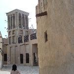 La Bastakija il famoso quartiere storico di Dubai