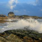 Fort de l'Ocean (from distance)