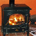 the lovely peat fire