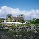 the cottage from a distance