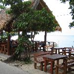 If you see this restaurant, you're almost at the Andaman Legacy. This is a great place to eat wi