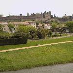 Medival City of Carcasonne